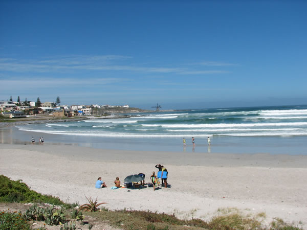 Yzerfontein & Surrounds